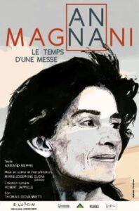 Anna Magnani, Le temps d'une messe - Marie Josphine Susini